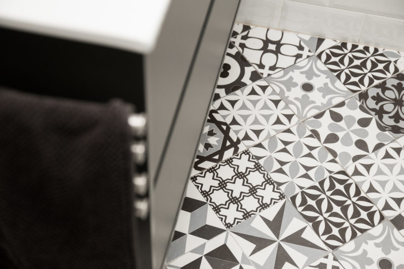 Detalle Baño Diseño Interior Aguadulce