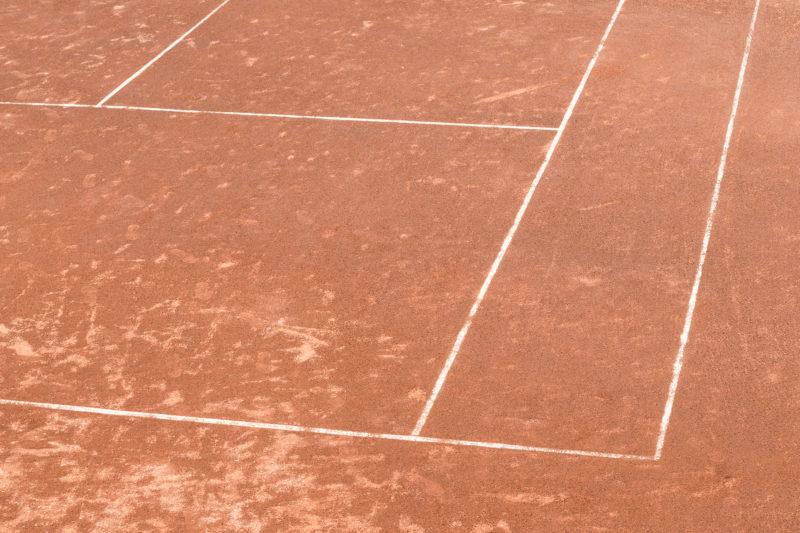 Pista Tenis Diseño Interior Gastro Club