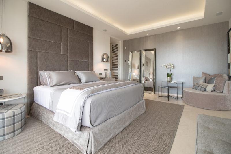 Apartamentos de lujo Señorío Vasari - Dormitorio Principal
