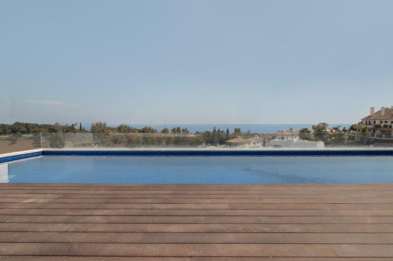 Apartamentos de lujo Señorío Vasari - Vista a la costa