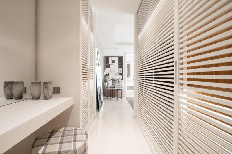 Apartamentos de lujo Señorío Vasari - Vestidor