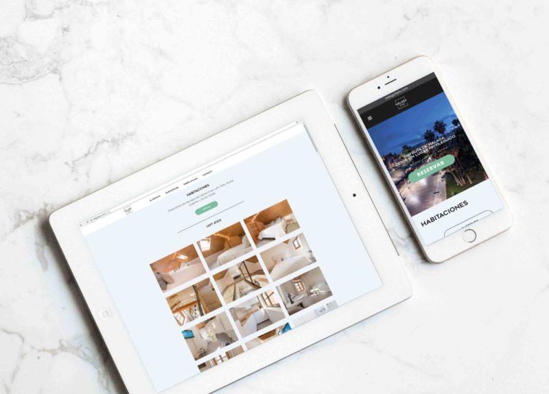 Adaptaciones Web Apartamentos Turísticos