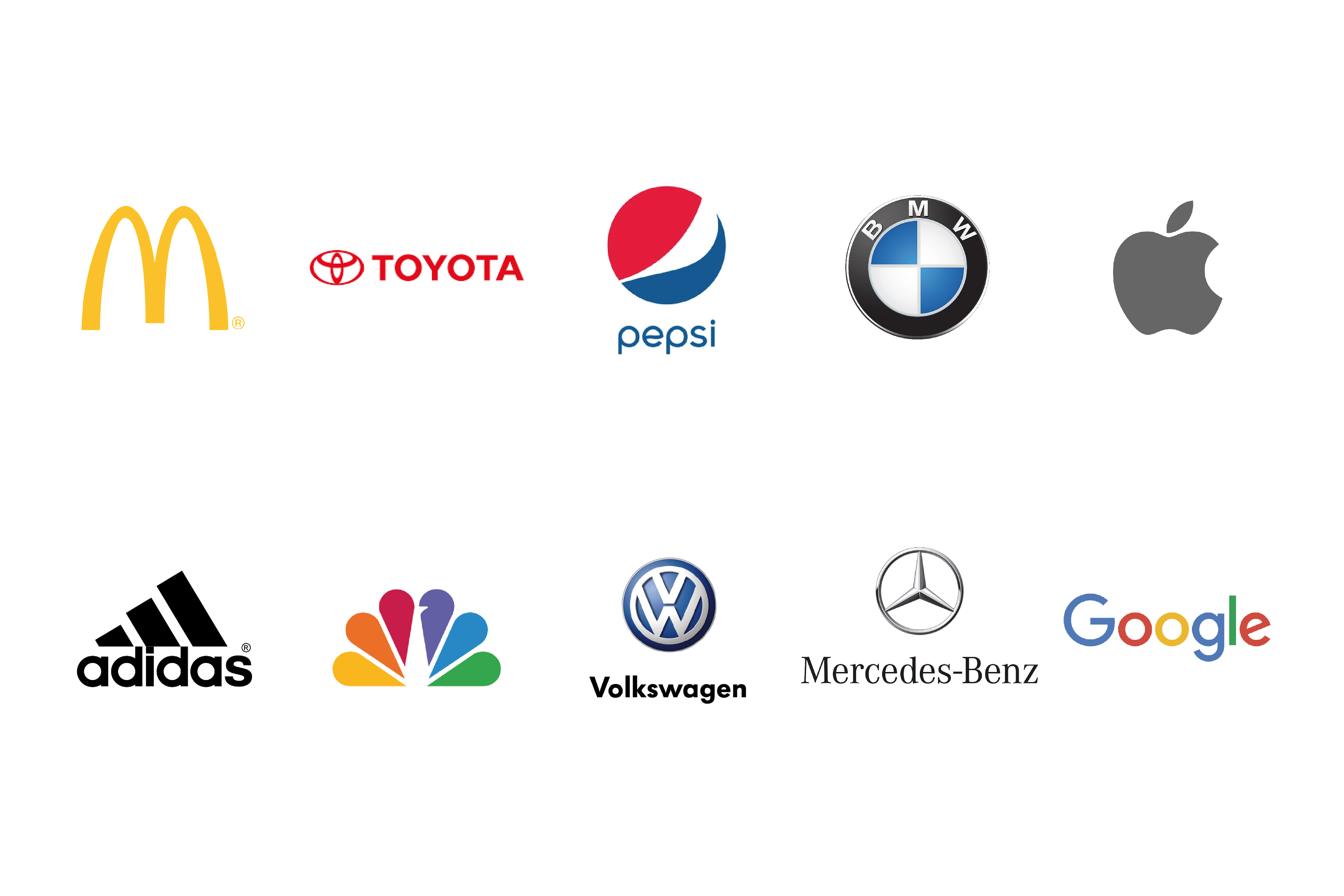 Logos Famosos. Curiosidades