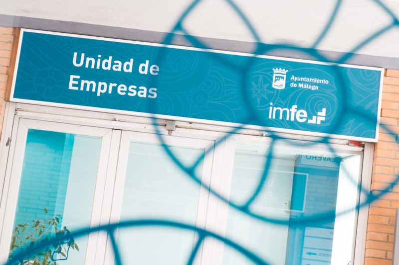 Decoración Oficinas. Unidad de empresas.