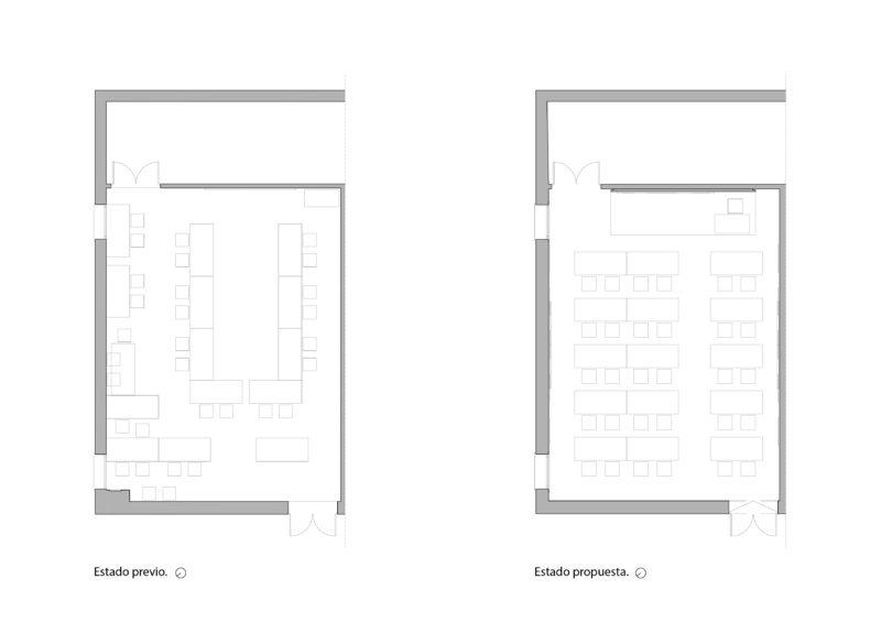 Planos Diseño Aulas