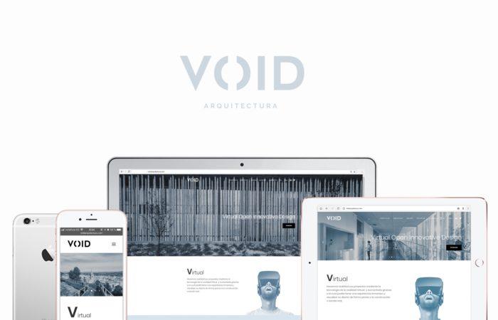 Web Arquitectura. Portada