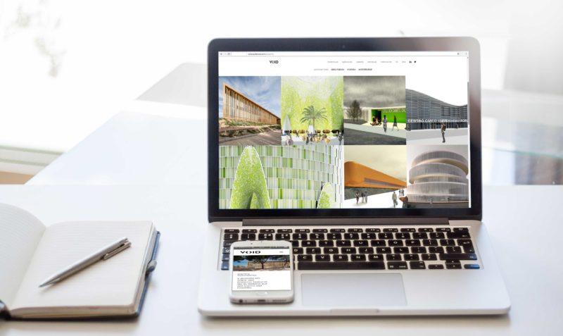 Web Arquitectura. Proyectos.