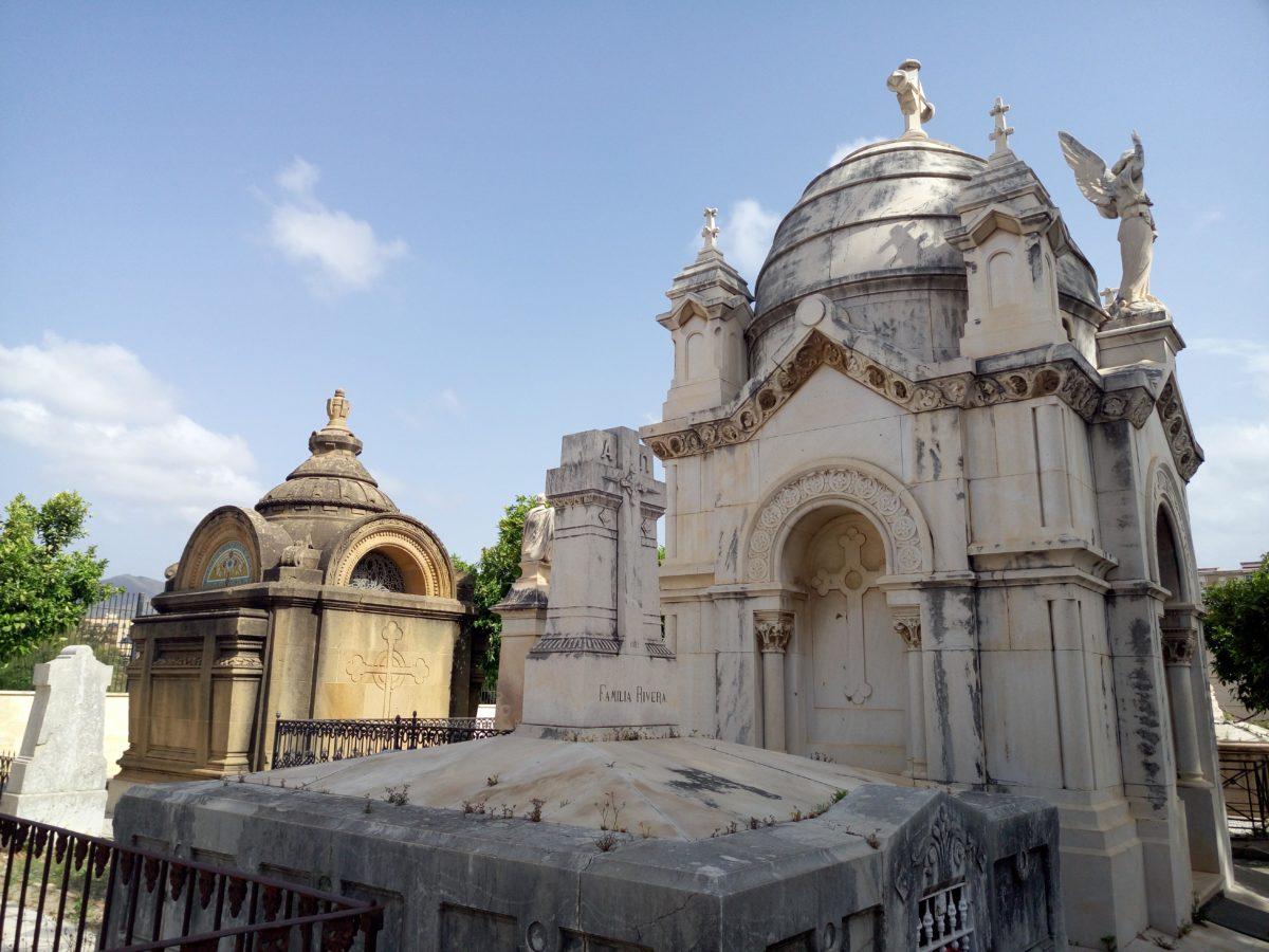 Cementerio san miguel m laga un paseo por nuestra historia - Ets arquitectura malaga ...