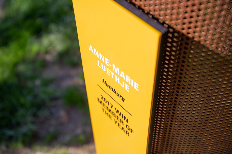 Paisajismo Win Garden Caterpillar Premiados