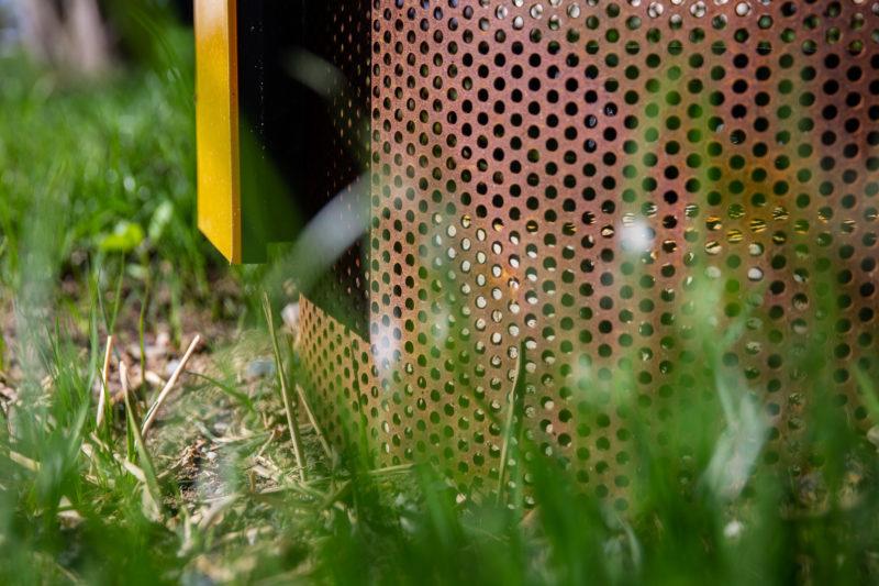 Paisajismo Win Garden Caterpillar Vegetación