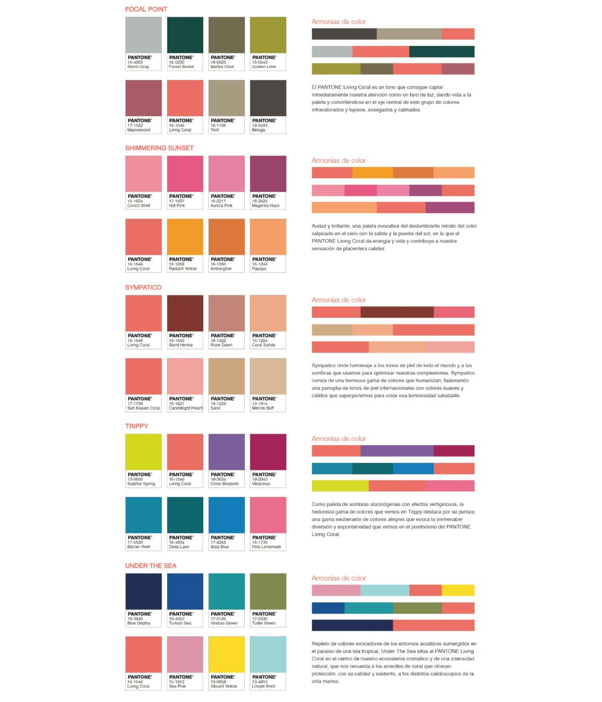 Pantone Colours Homify S Favourites For 2019: Pantone 2019 Living Coral