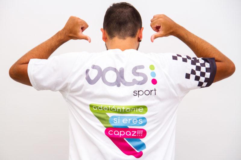 Camiseta Vals Sport