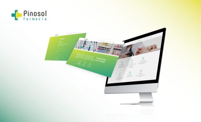 Web Farmacia Portada