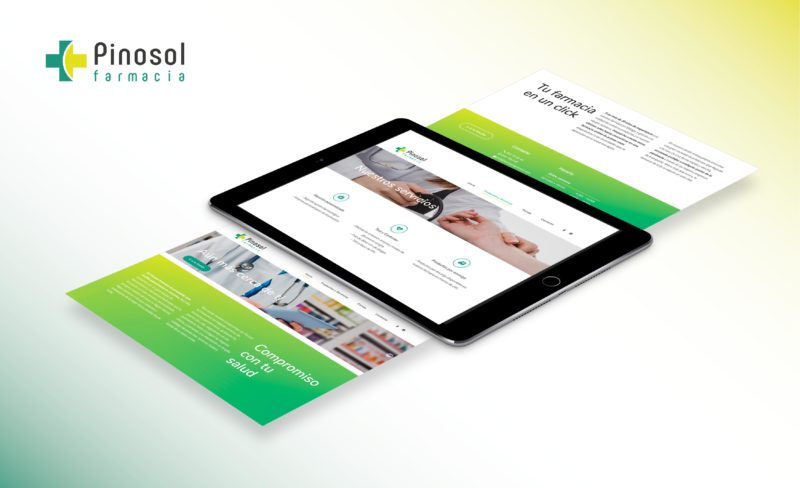 Web Farmacia Tablet
