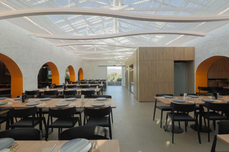 Diseño Restaurante Cocina