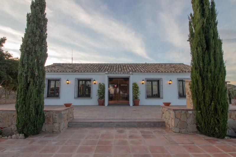 Diseño Restaurante Cortijo