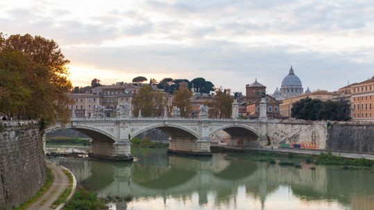 río Tiber portada