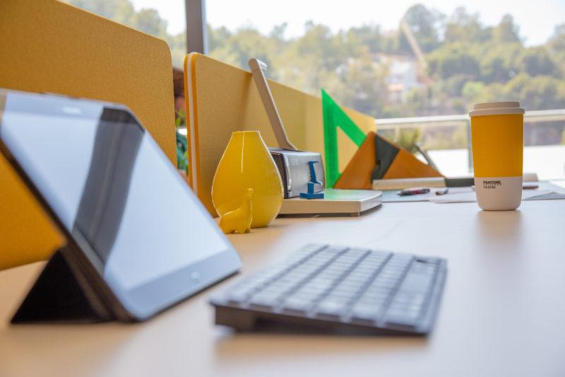 Diseño de oficina elementos