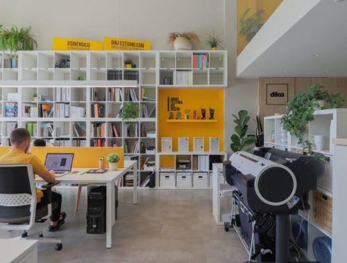 Diseño de oficina portada