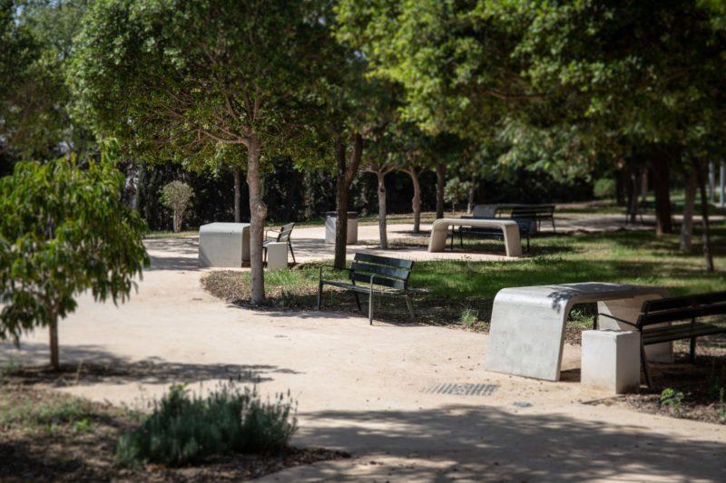 Mobiliario Exterior Bosque