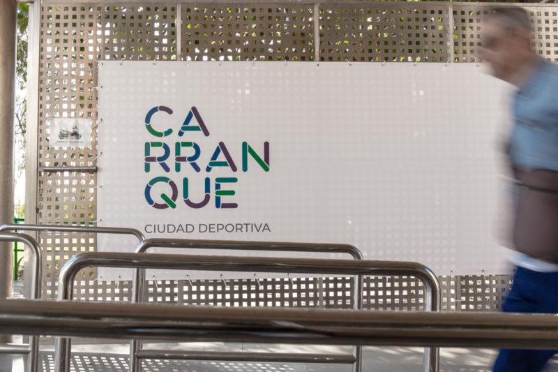 Puerta Acceso Tematización Ciudad Deportiva Carranque