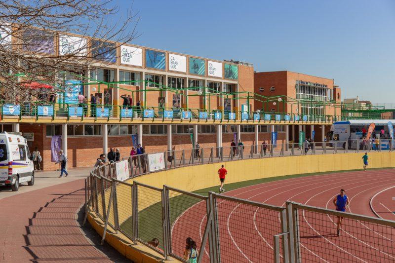 Pista Tematización Ciudad Deportiva Carranque