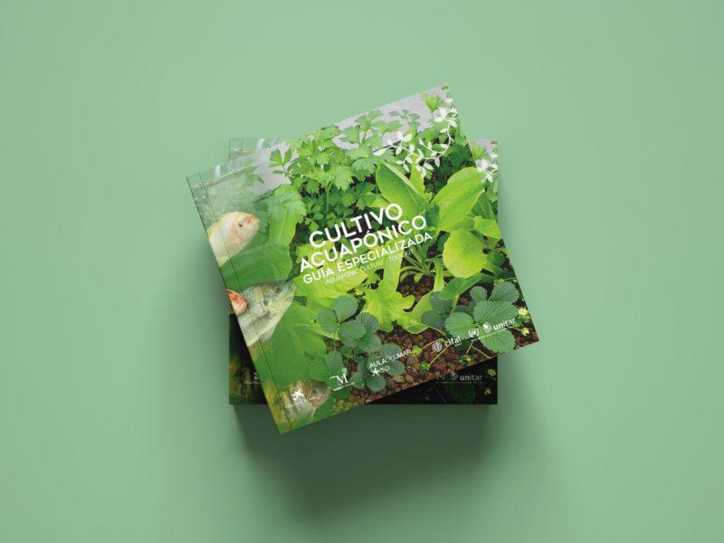 Diseño Editorial Guía Cultivo Acuapónico