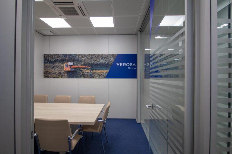 Interiorismo Corporativo Despachos