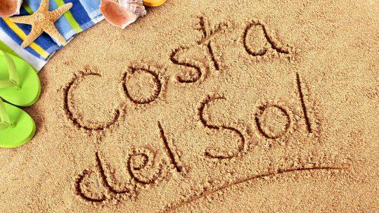 Turismo en la costa del sol Portada