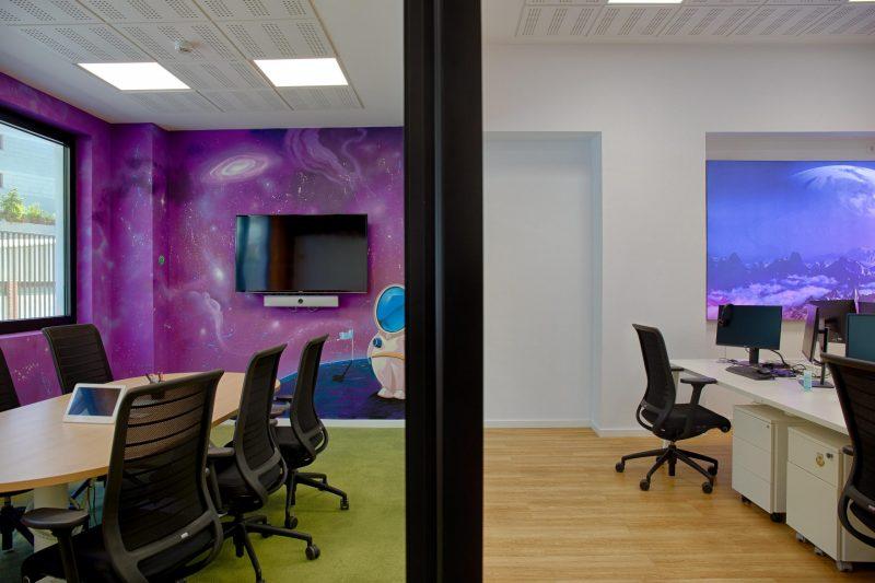 Diseño Oficina Málaga Espacios