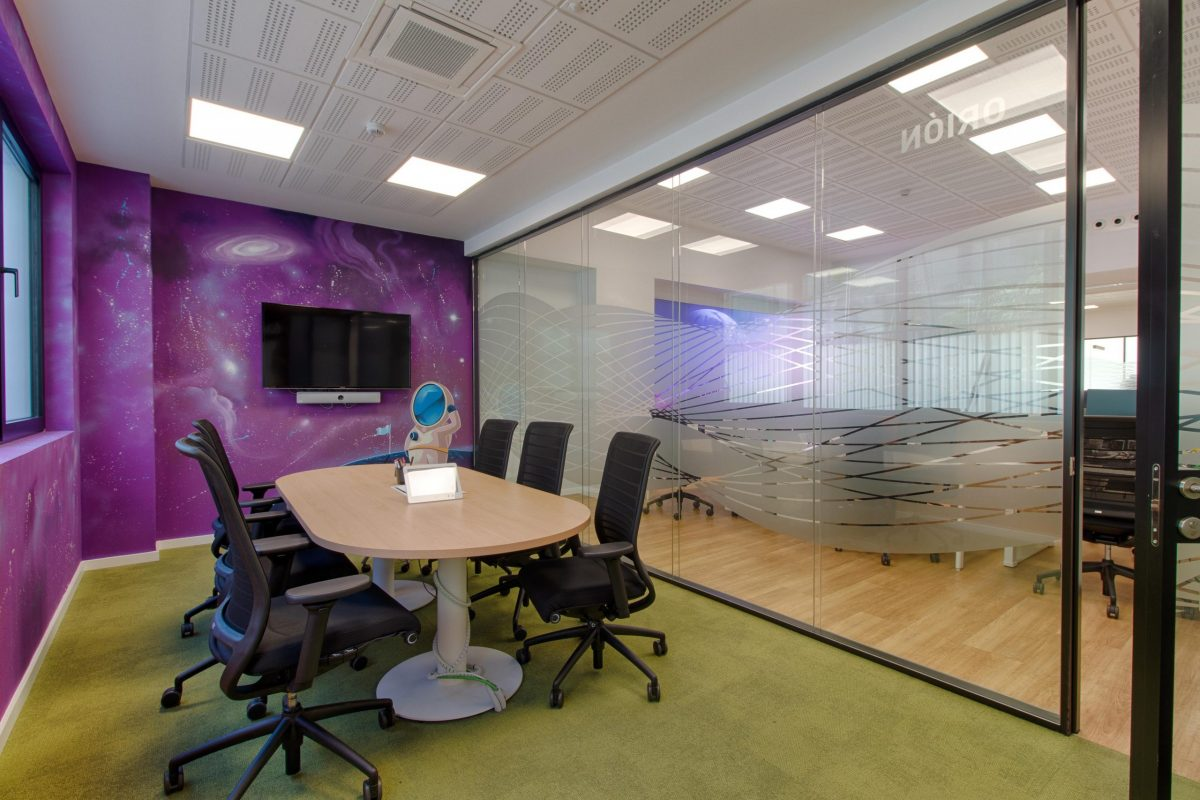 Diseño Oficina Málaga Portada