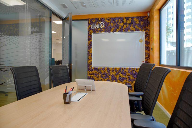 Diseño Oficina Málaga Sala 1