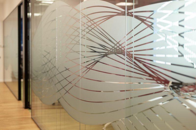 Diseño Oficina Málaga Vinilo